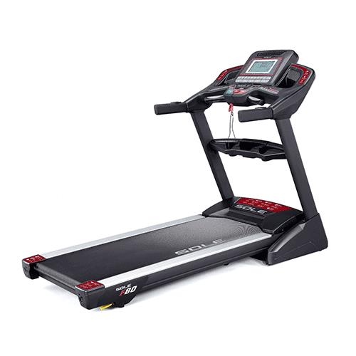 Sole F80 Folding Treadmill