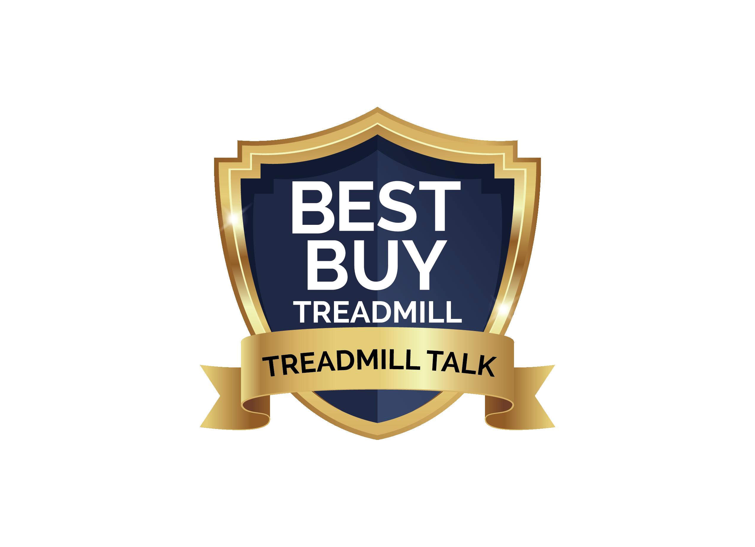 Treadmill Talk Best Buy Award