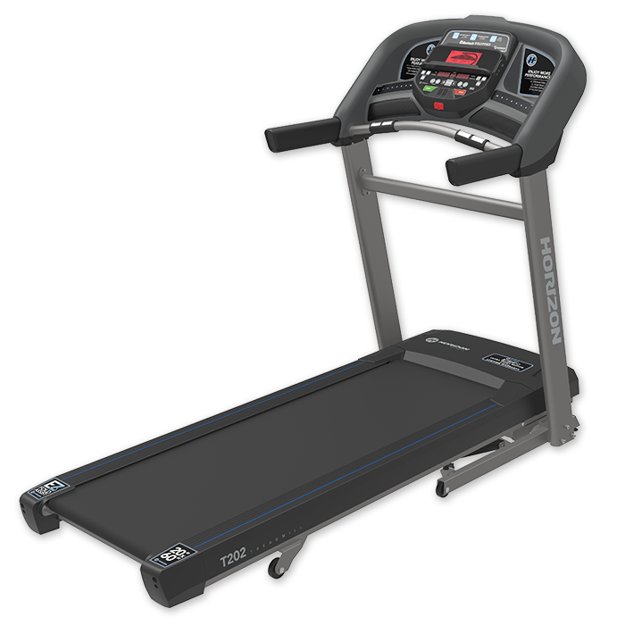 Horizon T202 Treadmill With Advanced Bluetooth