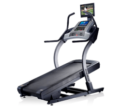 NordicTrack Incline Treadmill with TV