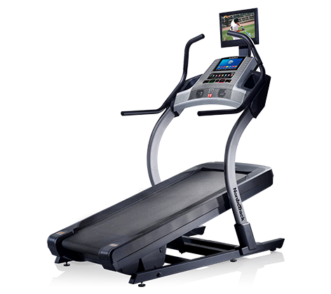 NordicTrack Incline Treadmill with Touch Screen Display