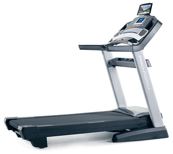 The ProForm PRO 5000 Treadmill With New Display And Features