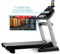 Proform SMART Pro 5000 Treadmill With Touch Screen Technology, Incline//Decline and iFit Coach Workouts