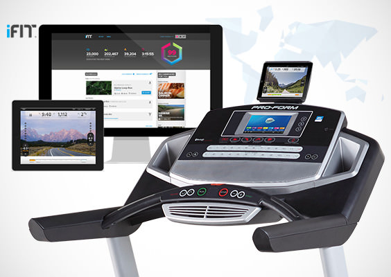 Proform Premier 900 Console With iFit Technology