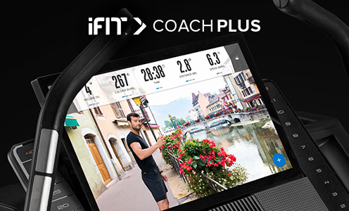 iFit Coach Plus Display