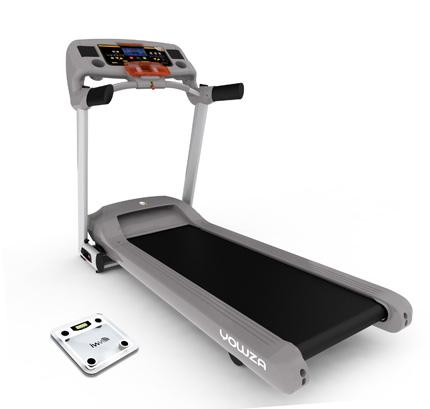 Yowza Daytona Treadmill