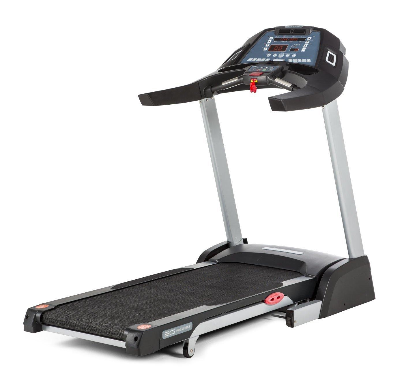 #G Cardio Treadmills - Pro Runner