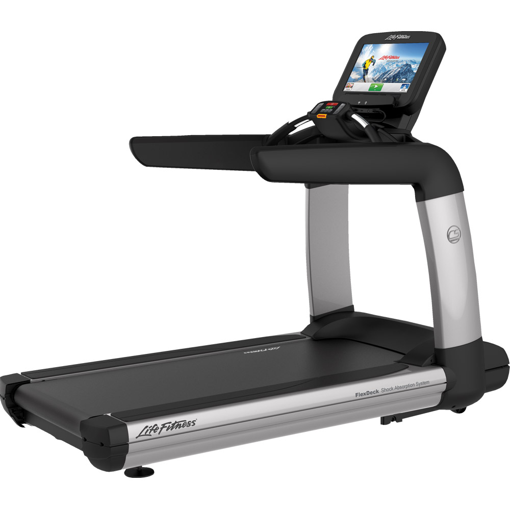 Life Fitness Platinum Club Series Treadmill With Console and Color Options