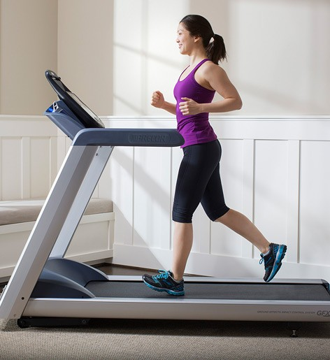 Precor TRM 425 Folding Treadmill