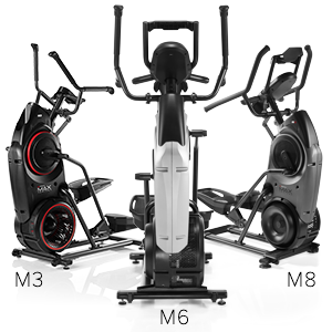 Bowflex Max Trainers Compared - M3, M6, M8