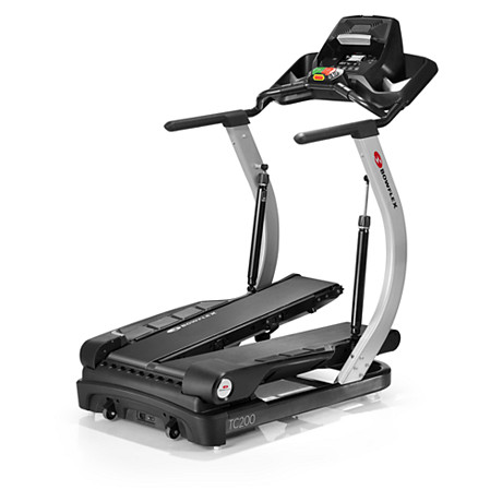 Bowflex TreadClimber TC200 - Compact Machine With Workout Tracking