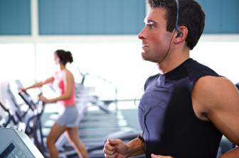 Health Club Treadmills