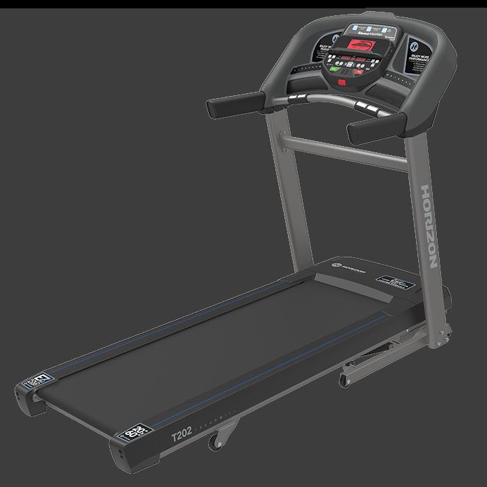 Horizon T202 Treadmill With Advanced Bluetooth