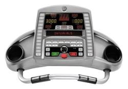 Horizon T6 Treadmill Console