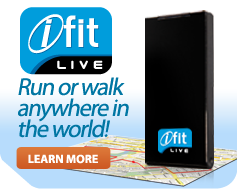 iFit Treadmill Workouts - Google Maps, Personal Training