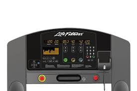 Life Fitness Club Series Console