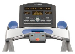 Life Fitness T7-0 Console