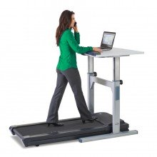 LifeSpan TR1200-DT1200 DT7 Standing Desk Treadmill