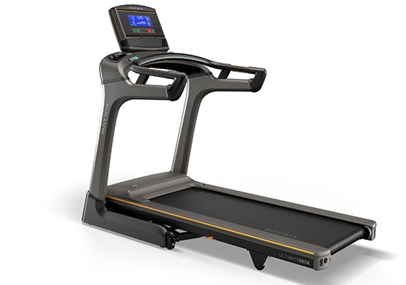 Matrix Treadmill - High End With Multiple Consoles and Great Cushioning