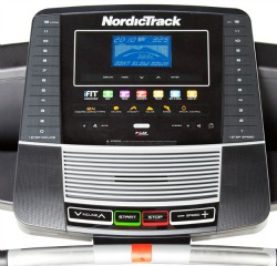 Nordictrack C700 Display