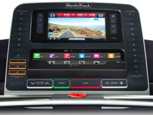 NordicTrack Commercial 2150 Display