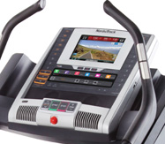 NordicTrack Incline Trainer X9i Interactive Console