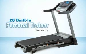 NordicTrack T8.0 Treadmill