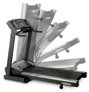 Pacemaster Gold Folding Treadmill