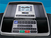 ProForm 590T Console