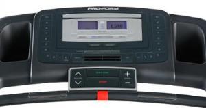 ProForm 7.0 CrossTrainer Console