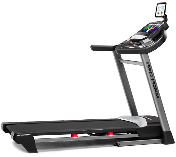 ProForm Performance 800i Treadmill With 50 Built In Workout Programs