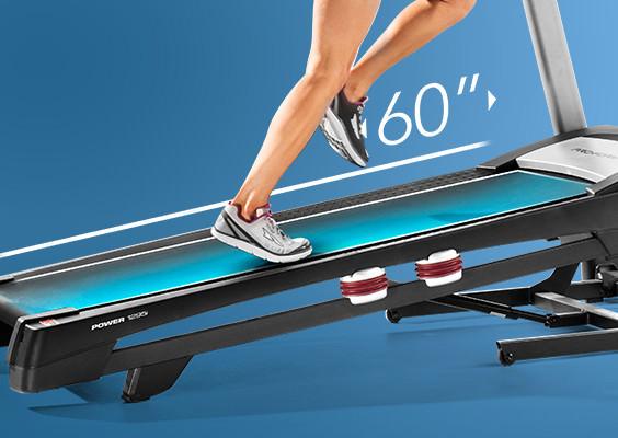 Proform Power 1295i Large Runner's Deck