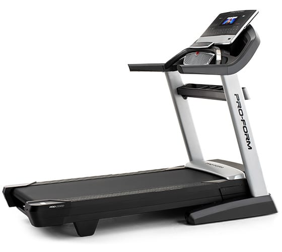 ProForm Pro 2000 Treadmill With Incline and Decline Capability and Tons of Workouts