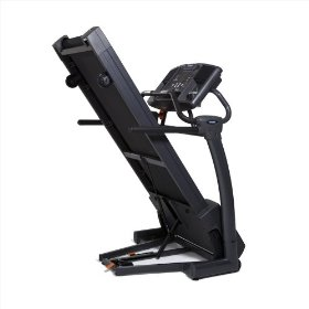 Smooth 6.45M Treadmill Folded