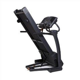 Smooth 6.45M Treadmill Folded
