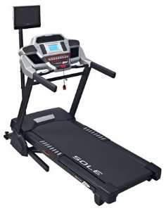 Sole F60 Folding Treadmill