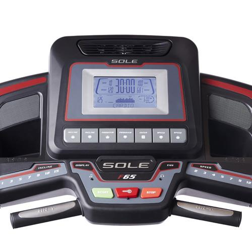 Sole Fitness F65 Console