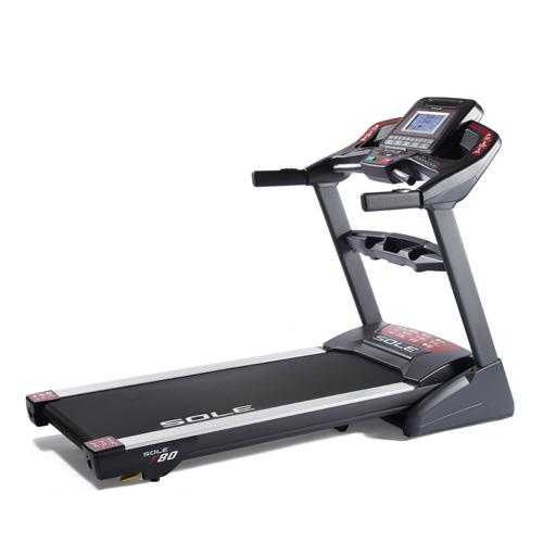 Best Treadmill For Home Use Runner Up - Sole F80