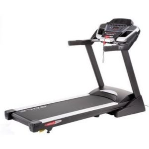 Sole F83 Folding Treadmill