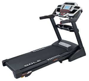 Sole f63 folding treadmill review a quality model for for Treadmill 2 5 hp motor