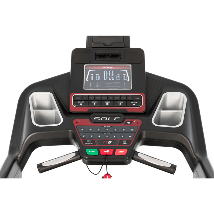 Sole TT8 Console With 10 Workouts