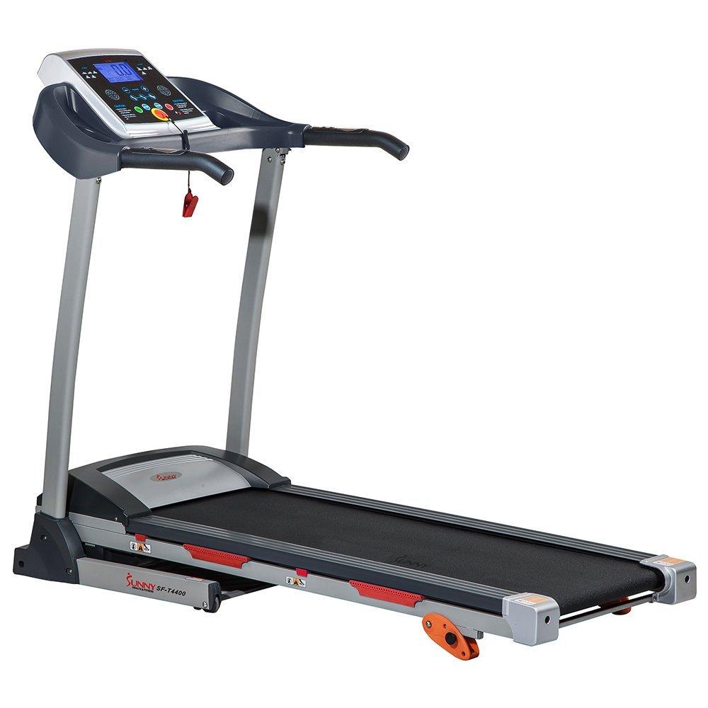 Sunny Health & Fitness - SFT4400 Treadmill