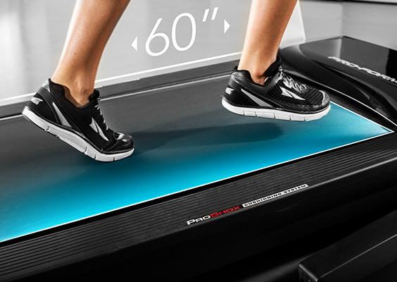 Treadmill Belt Length