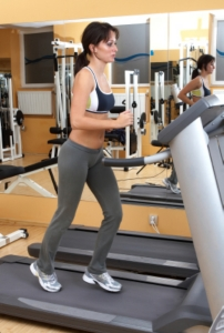 Treadmill Reviews - Fitness Instructor on Treadmill