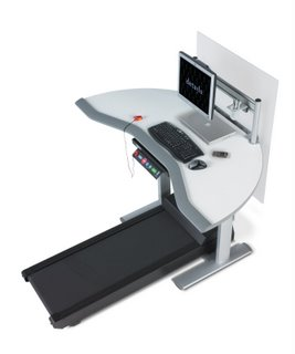 Treadmill Walkstation
