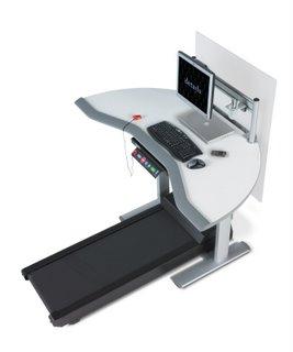 Treadmill Walkstation