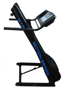 TruPace M100 Treadmill Folded