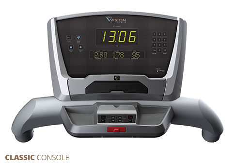 Vision T80 Classic Console
