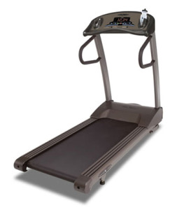 Vision T9200 Deluxe Treadmill