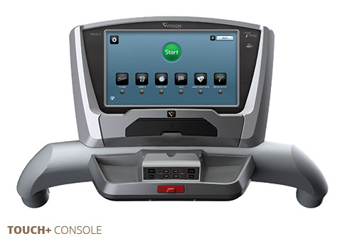 Vision Treadmills Touch + Console